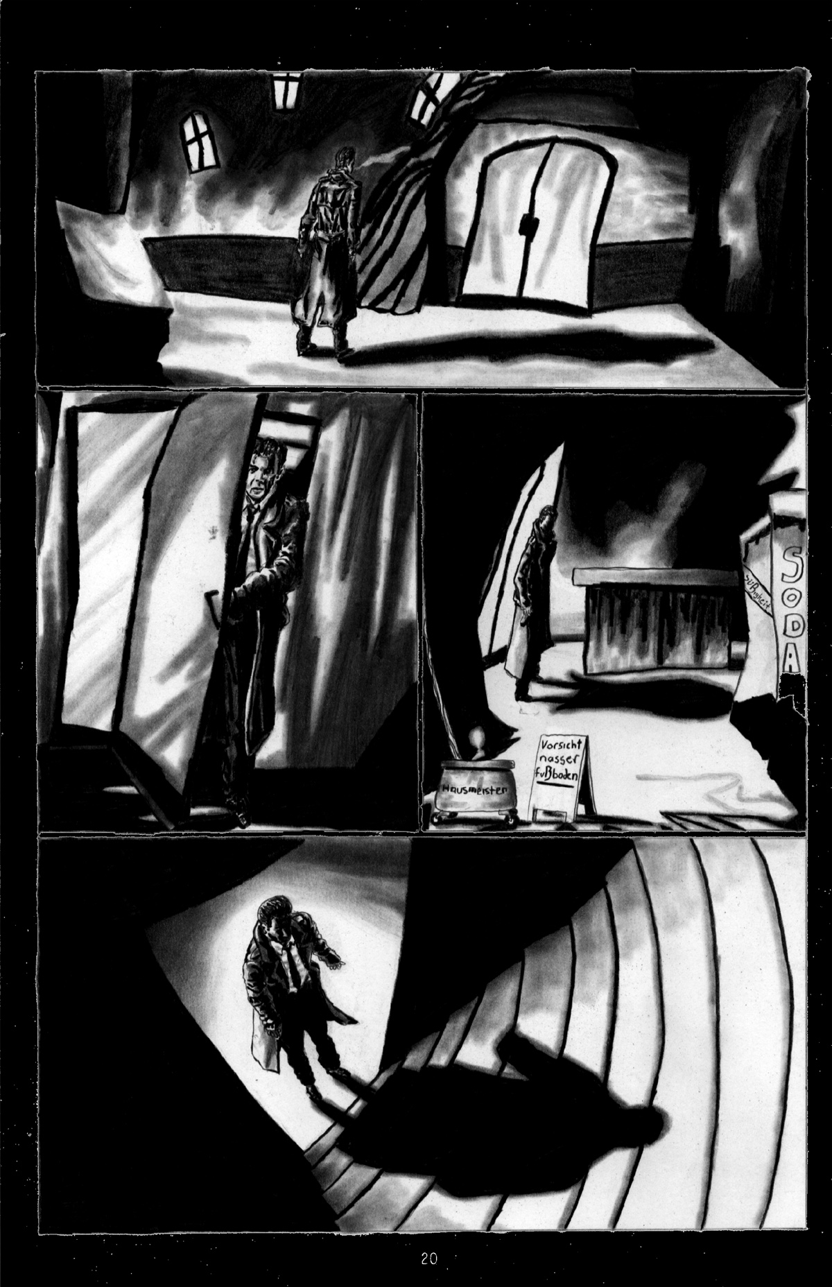 Fever Dream Page 20