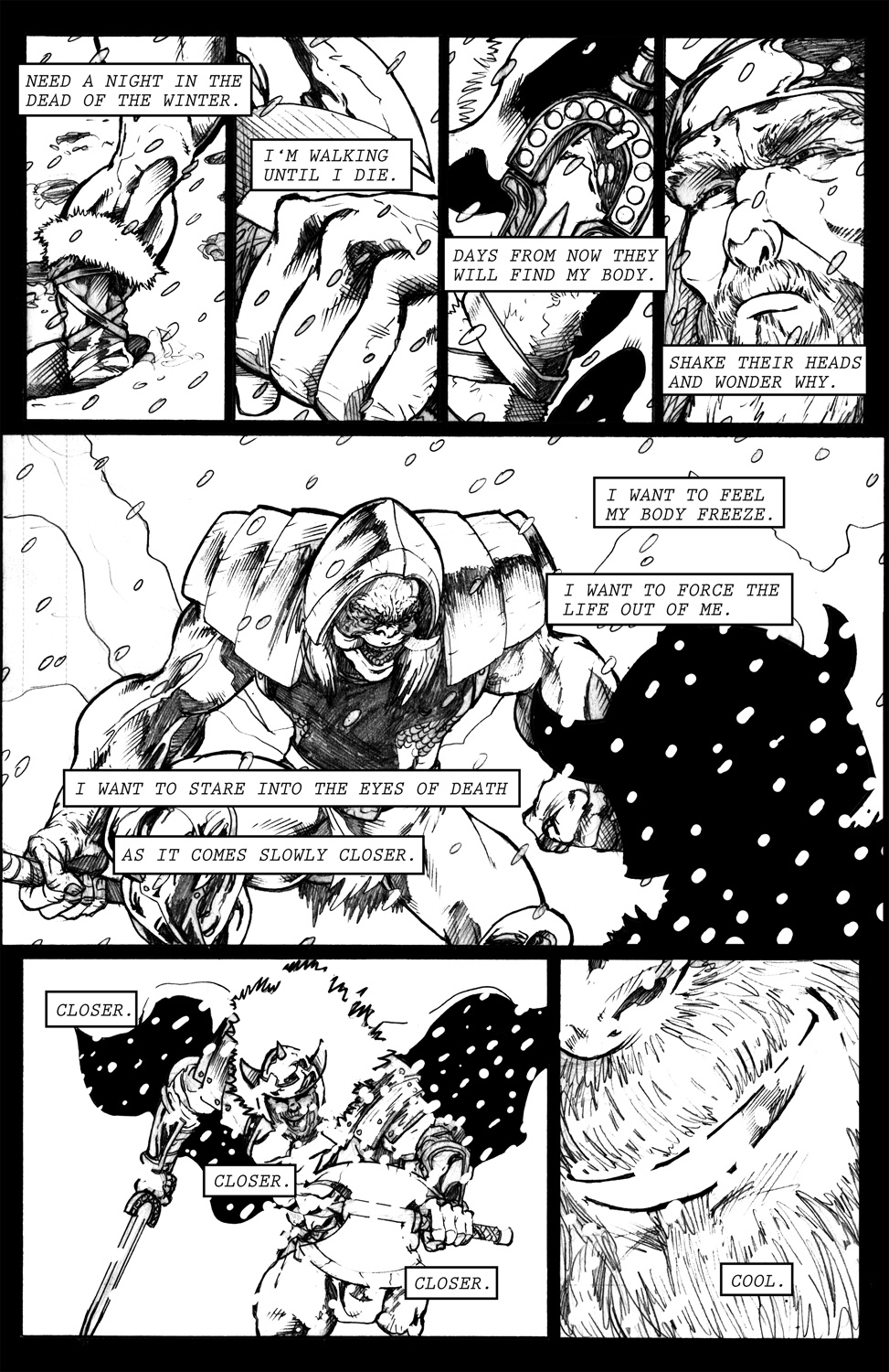 Frozen Man Page 3