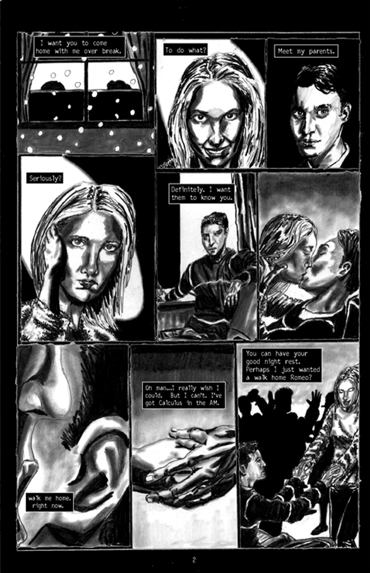 Fever Dream Page 2