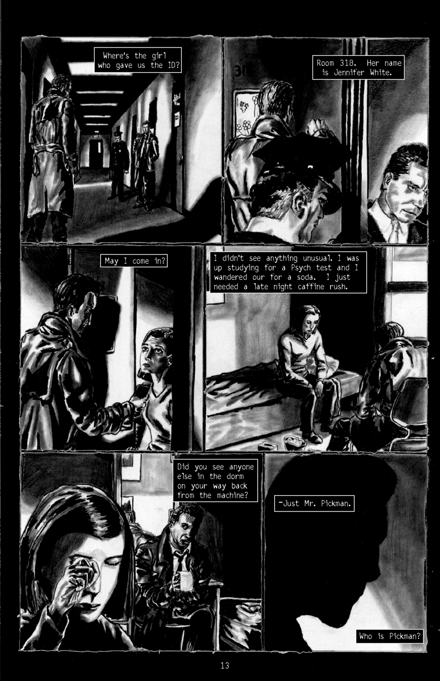 Fever Dream Page 13