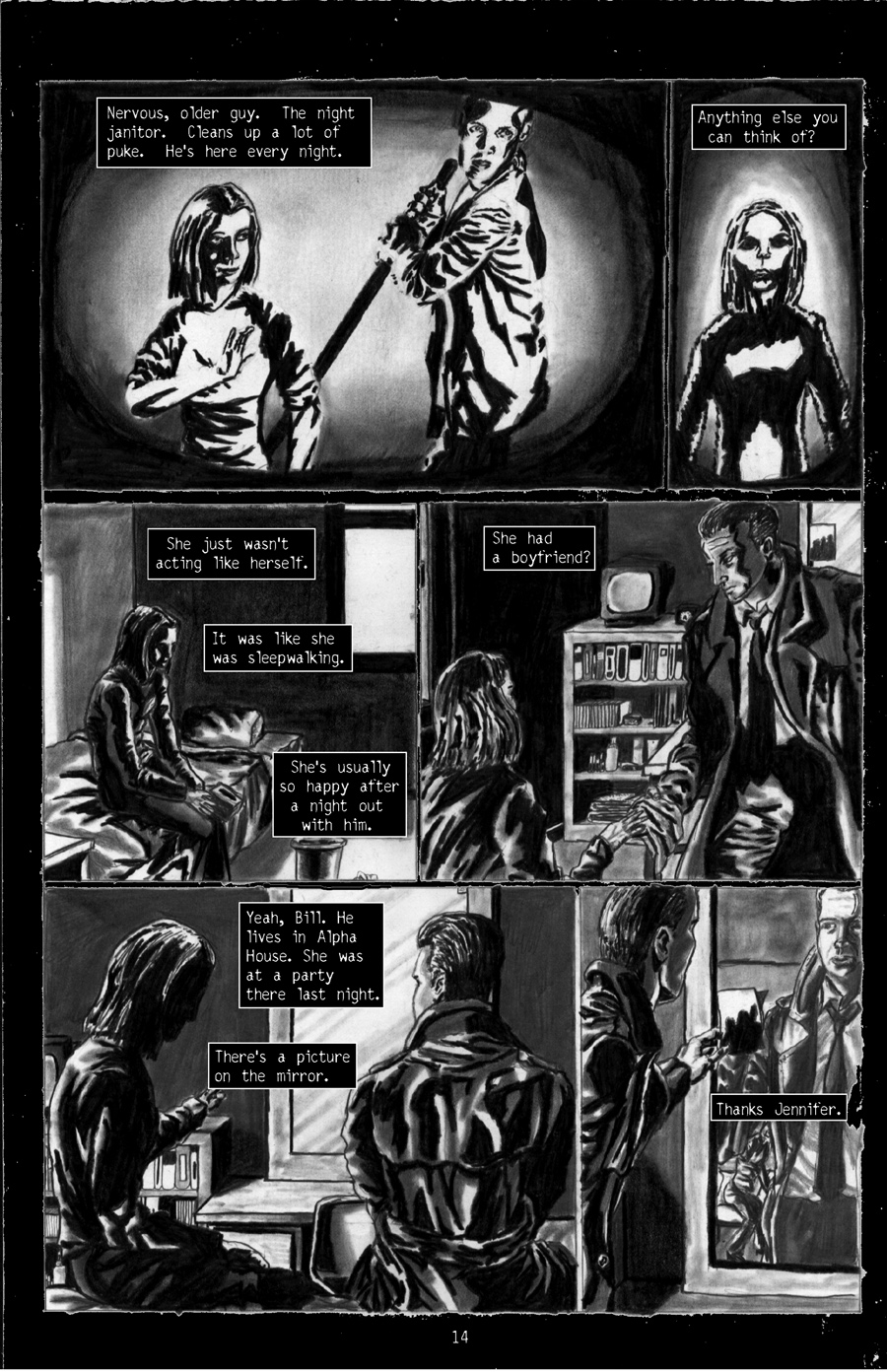 Fever Dream Page 14