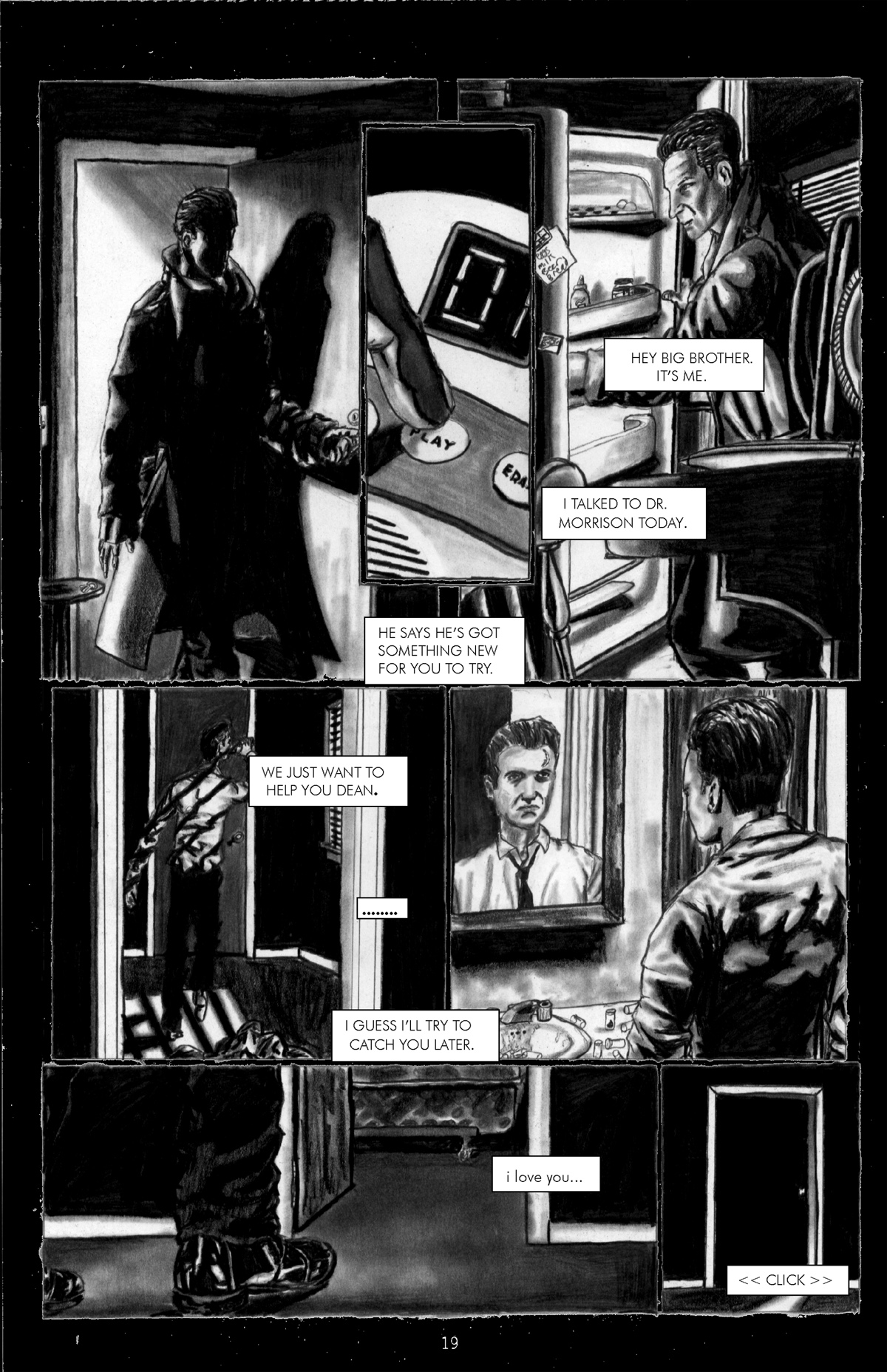 Fever Dream Page 19