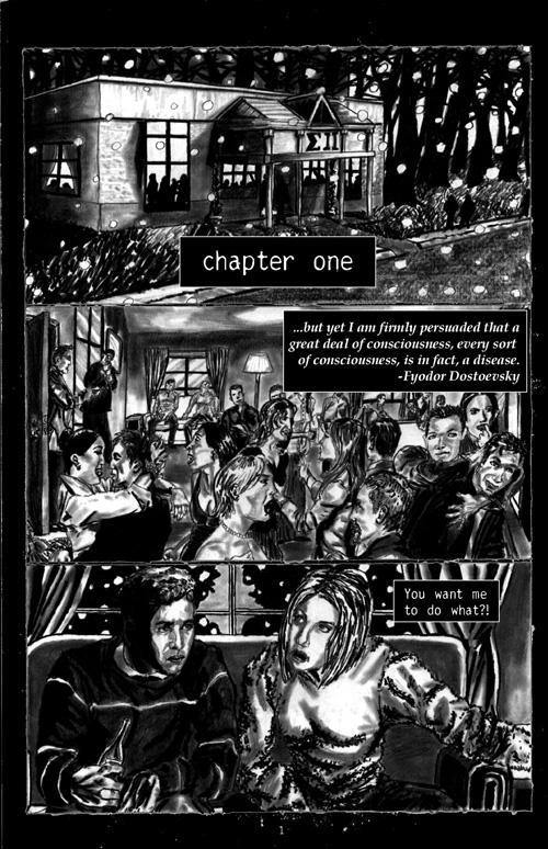 Fever Dream Page 01