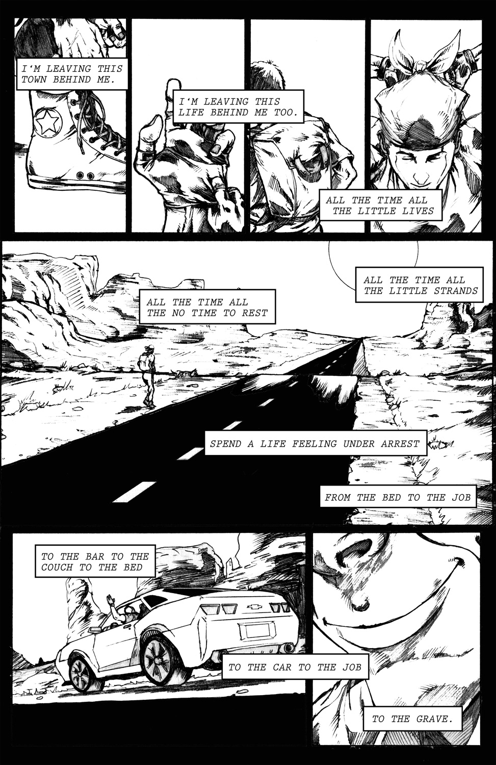 Frozen Man Page 2