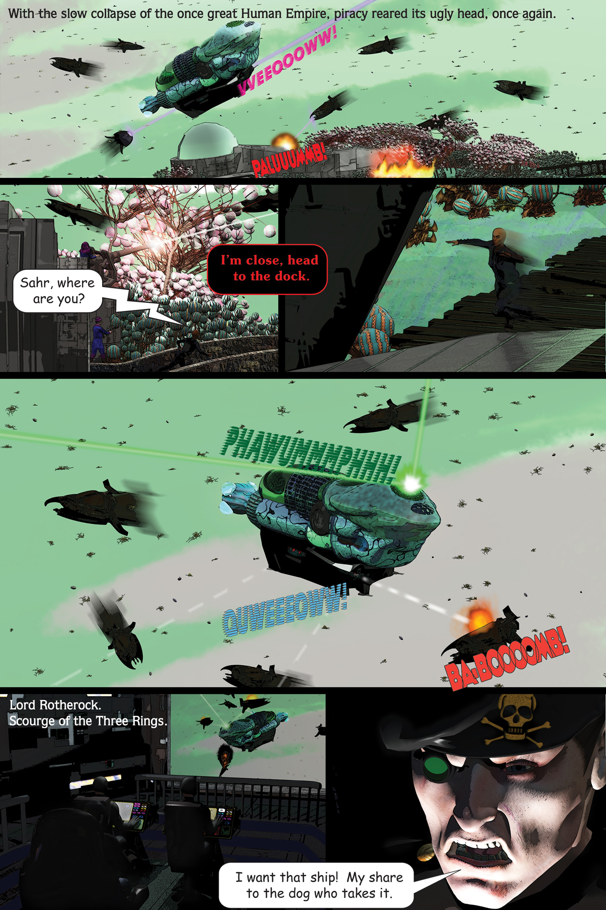 A Sky Full of Stars Chapter One Page 10
