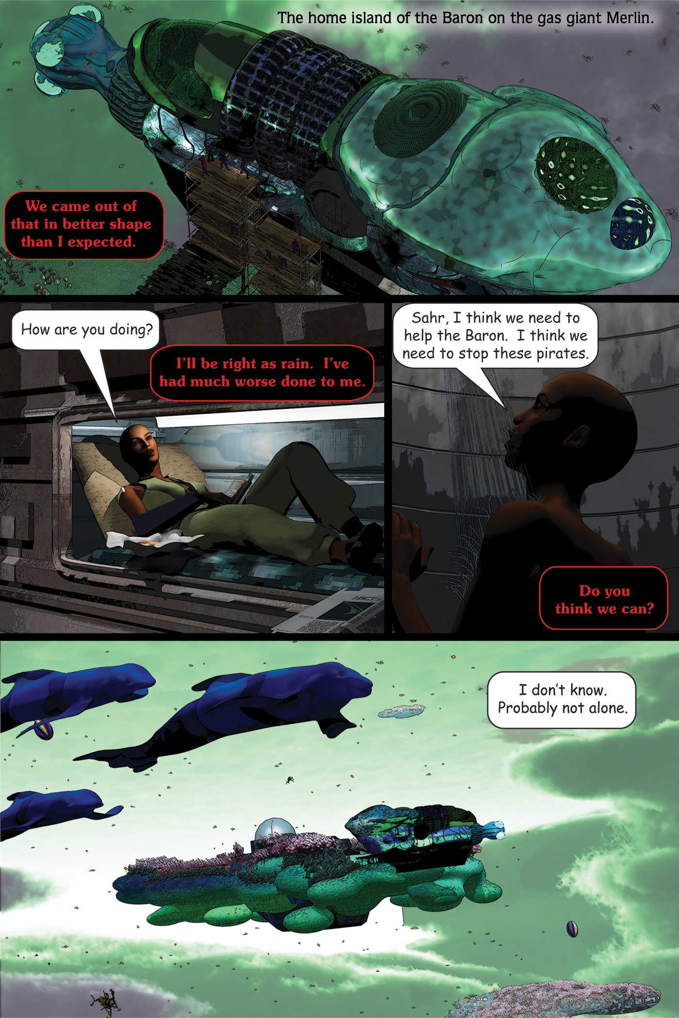 A Sky Full of Stars Chapter One Page 13